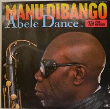 "MANU DIBANGO - ABELE DANCE 12"" LP (W 718)"