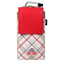 Tasche-Etui ca.140mm x 76mm  Smartphone! Gürtelschlaufe! Reissverschluss mit...