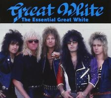 GREAT WHITE - ESSENTIAL GREAT WHITE 2 CD NEUF
