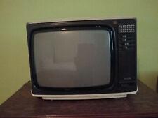 Philips Röhrenfernseher, Fernseher, Fernsehgerät, tragbar, Kultobjekt