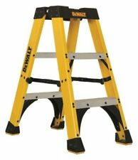 DeWalt DXL3030-03 Twin Front 3' Fiberglass Step Ladder