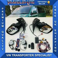 VW T5 Transporter Manual To Electric Heated Mirrors & Window Kit Upgrade NEW