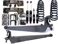 """Ford F250 F350 87-96 8 lug drop Kit 5"""" front 7"""" rear 253610 1450SL/1800LL   xzx"""