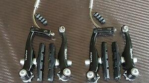 "Tektro RX5 ""ZZYZX"" Mini V brakes Drop Bar BMX Hybrid (Full Set) Front + Rear NEW"