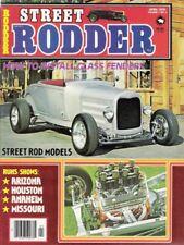 STREET RODDER 1978 APR - HI-TORQUE STARTERS, UDI RACK-N-PINION