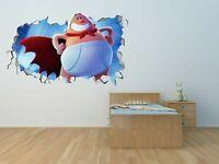 Kick Buttowski Suburban Daredevil Custom Wall Decals 3D Wall Stickers Art AH505