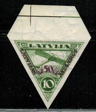 Latvia #CB3a 1931 MNH