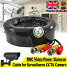 CCTV Cable BNC DC Security Video Camera DVR HD Data Power Extension 5M-30M Cable