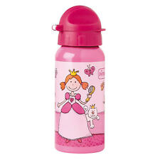 sigikid Trinkflasche Prinzessin Pinky Queeny Kindertrinkflasche Pink 400 ml