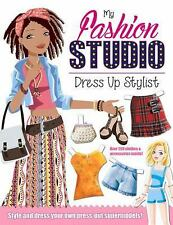 Dress up Stylist : Cut, Color, Make and Create!: By Lambert, Nancy Feyer, Dia...