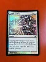 1x Razor Barrier | FOIL | Mirrodin | MTG Magic the Gathering Cards