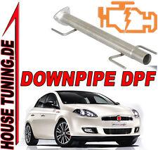 Tubo Rimozione FAP DPF Downpipe Fiat Bravo 2.0 Mjet 165 cv Euro5 T7F