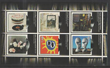 GB 2010 Classic Album Covers~Prestige Stamp Booklet Pane~2~ex DX48~MNH~UK Seller