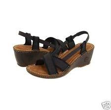Ugg Ausralia size 8 blue wedge sandal shoe