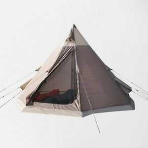 TEEPEE TENT CAMPING SUMMER BBQ GARDEN FREE DELIVERY ✅