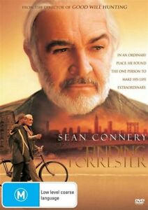 Finding Forrester (DVD, 2016) Sean Connery - Anna Paquin - New & Sealed