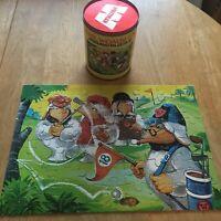 The Wombles Vintage Jigsaw Puzzle - Whitman 1974 - 7594 - BBC Tv Memorabilia