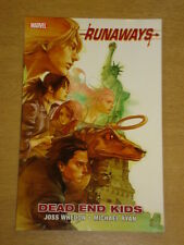 RUNAWAYS DEAD END KIDS MARVEL JOSS WHEDON GRAPHIC NOVEL 9780785134596