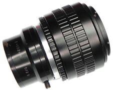 Dallmeyer 102mm f2.9 Pentac Nikon SLR mount  #654528