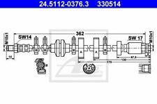 Flexible de frein FIAT PUNTO (176) PUNTO Cabrio (176C) PUNTO Van (176L), LANCIA