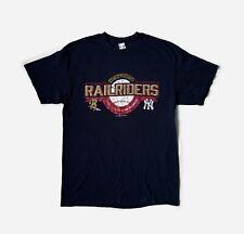 Scranton Wilkes-Barre railriders New York Yankees T-SHIRT USA Baseball L