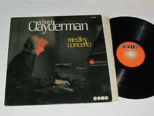 RICHARD CLAYDERMAN Medley Concerto LP 1979 Able Records Canada ABL-17042 VG/VG+