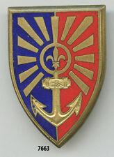 Insigne artillerie , 8 RA.