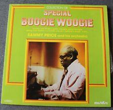 Sammy Price, special boogie woogie, LP - 33 tours