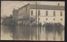 RP Postcard SAINT MARY's West Virginia/WV  Stanley Store in 1907 Flood Disaster