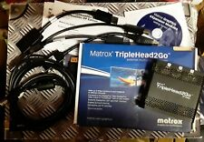 Matrox Graphics eXpansion Module TripleHead2Go DP Edition - Video converter