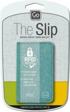 Go Travel The Slip, Micro Credit Card Wallet, RFID Protected Card Holder