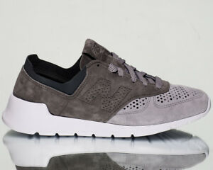 New Balance 1978 Made In USA Men's Silver Mink Casual Lifestyle Sneakers Shoes