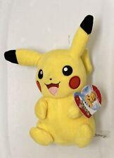 "BNWT Nintendo Pokemon Pikachu Small 8"" Plush Toy"