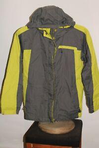 REI BOYS sz 14-16 Large hooded Snowboard/snow Jacket