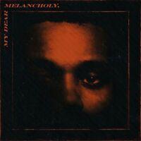THE WEEKND - MY DEAR MELANCHOLY   CD NEUF
