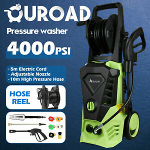 4000PSI High Pressure Washer Cleaner Universal Electric Water Gurney 10M Hose