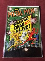 Metal Men #34 DC Comics 1968 Silver Age