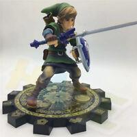 Anime The Legend of Zelda Link 1/7 PVC Figure Model 20cm