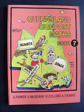 Queensland Signpost Maths 7 by A. McSeveny, A. Parker (Paperback, 1994).
