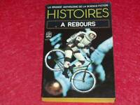 [BIBLIOTHEQUE H. & P.-J. OSWALD] HISTOIRES A REBOURS  COLL.GASF SF 1976 EO