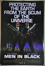 MEN IN BLACK DS ROLLED ORIG 1SH MOVIE POSTER WILL SMITH TOMMY LEE JONES (1997)