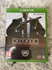 Hitman Definitive Edition (Xbox One, 2018)