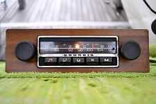 Cute Grundig Weltklang 3015 car radio made in 1974 Mercedes BMW 525 VW Audi Opel