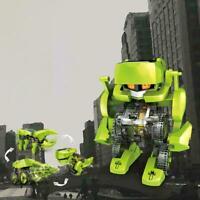 Dinosaur Robot DIY Intelligent Toy 4 In 1 Solar Powered Set Robot Sale Hot L7G3