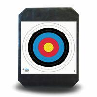 YATE Bogenschießen Zielscheibe Polimix Junior 80 x 60cm Targets 45lbs Nur 1,95kg