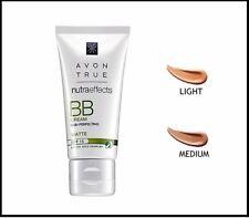 BB Cream Avon True Nutra Effects SPF15 Matte Skin Perfecting Light / Medium 30ml