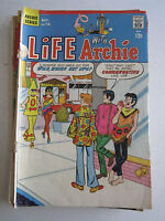 LOT OF 9 ARCHIE COMICS - SILVER AGE - .12 CENT COMICS - SEE PICS -LOT 2 -TUB CCB