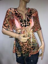 Mushka By Sienna Rose Multicolor Shirt For Women Size S