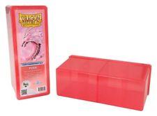 Dragon Shield - 4 compartimento Storage Box rosa-Carte Box