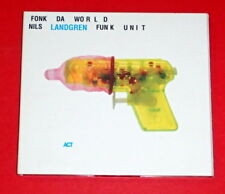 NILS Landgren Radio Unit-Fonk poiché World (digipak) -- CD/Radio